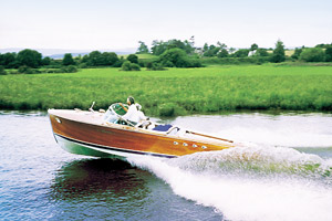 Bovey's classic launch
