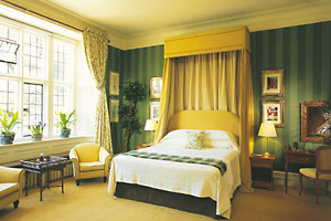 Bovey Castle - A State bedroom suite