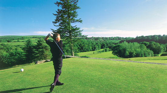 Bovey Castle - golf course