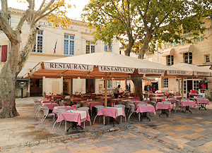 Aigues Mortes restaurants