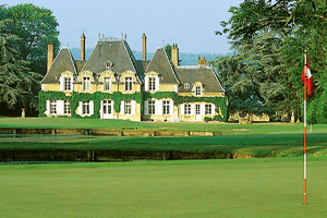 Chateaux & Golf - what coudl be nicer?