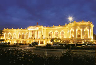 The Casino at Deauville