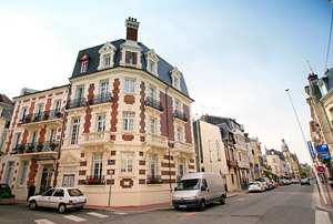 Fer a Cheval hotel - Trouville