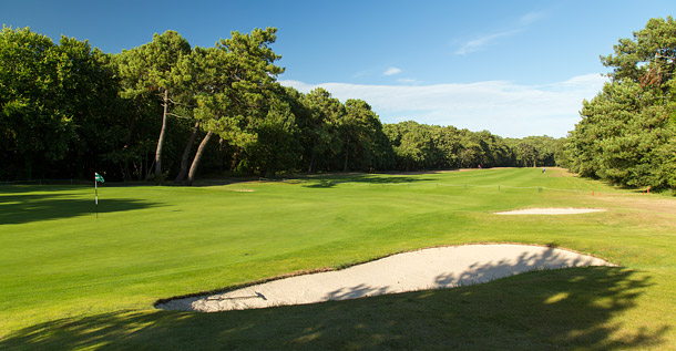 Le Touquet - La Foret golf course