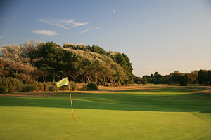 Le Touquet Le Manoir golf course