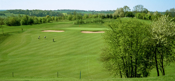 Aa St. Omer golf course