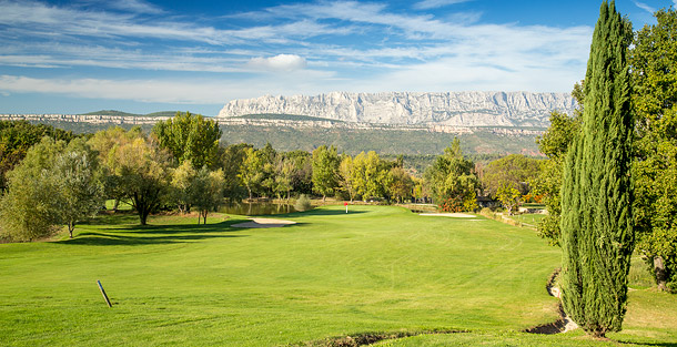 Ste. Victoire Golf Club - Provence
