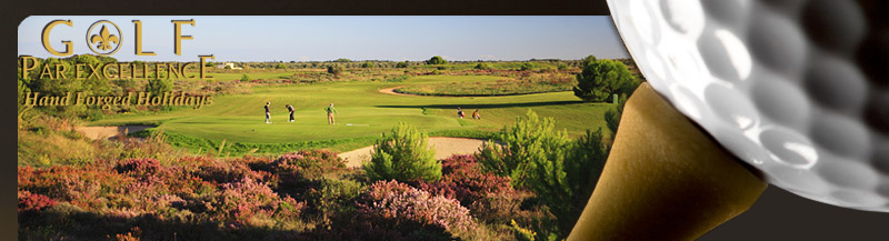 Special offers on Golf Holidays to France, Spain, Portugal, Turkey & Italy