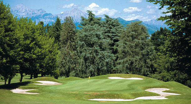 Carimate Golf Club - Lake Como