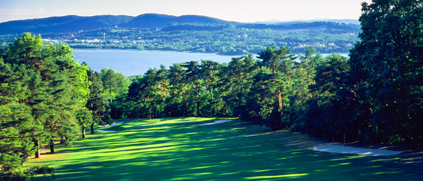 Varese golf course - Italian Lakes
