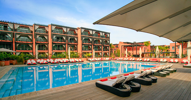 Barriere Naoura Hotel - Marrakesh