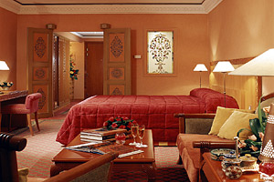 Sofitel Marrakesh - A typical bedroom