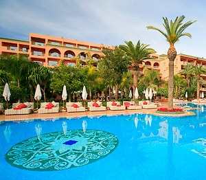 Golf holidays in Marrakech - luxury hotels