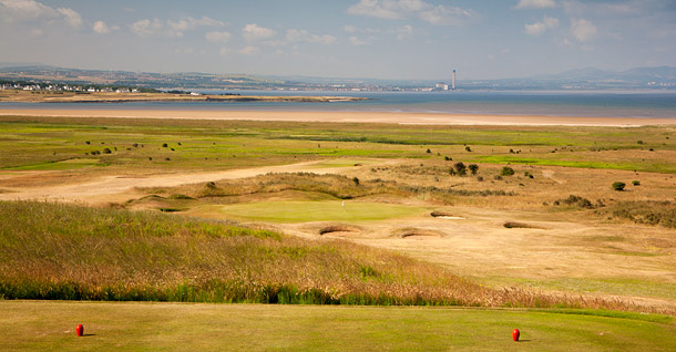 Gullane No2 golf course