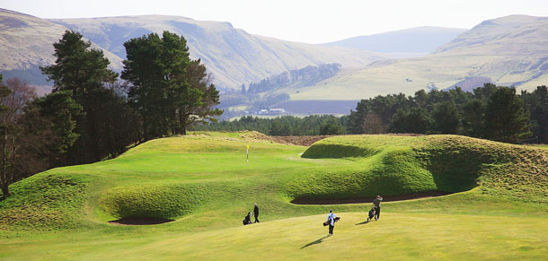 Gleneagles Kings Golf Course
