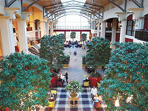Fairmont St. Andrews - the Atrium
