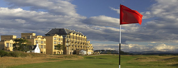 St. Andrews - Old Course Hotel