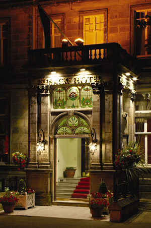Rusacks Hotel St. Andrews - step into history