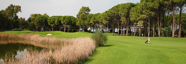 Antalya - Pasha golf course