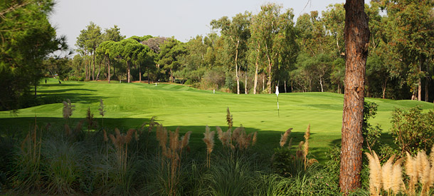 Antalya - Sultan golf course - Belek, Turkey