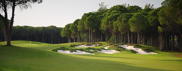 Carya Golf Club - Belek, Turkey