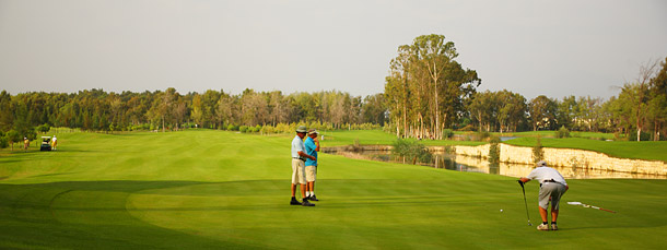 Kaya Eagles golf course - Belek