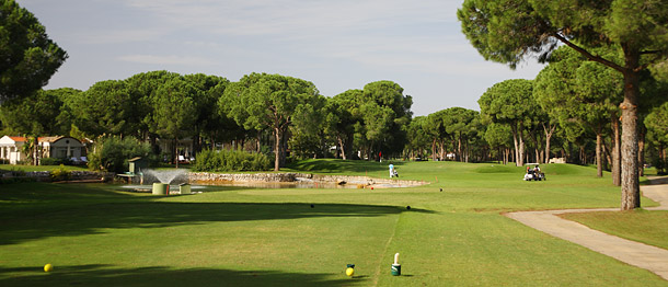 Nobilis golf course - Belek